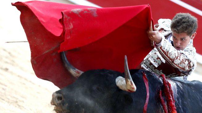 La Feria de San Fermín vive una tarde para el olvido por la nula bravura de los toros