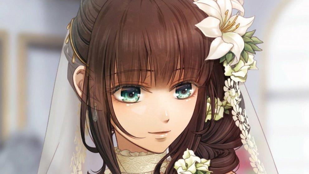 Las chicas del manga tienen una belleza muy especial