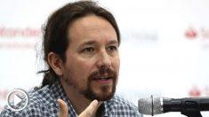 El líder de Unidas Podemos, Pablo Iglesias. Foto: EFE