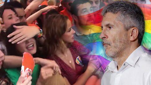 Marlaska Orgullo LGTBI 2019