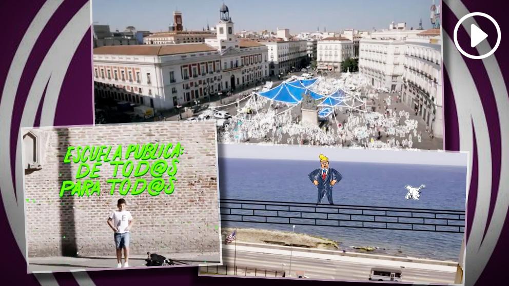 Nuevo corto de Podemos subvencionado por Exteriores
