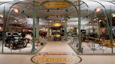 Museo de la Aventura Peugeot en Sochaux. Foto: Nicolas Zwickel