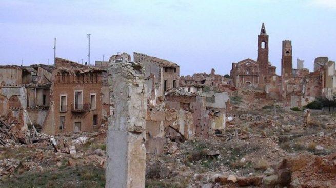 Algún día fueron ciudades habitadas, pero con el paso del tiempo se han ido despoblando por diversas circunstancias.