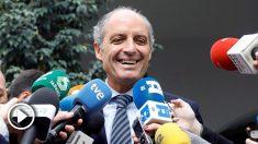 Francisco Camps, expresidente de la Comunidad Valenciana. (Foto: EFE)