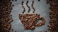 Decorar con café