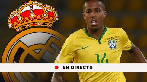 En directo: presentación de Militao como jugador del Real Madrid.