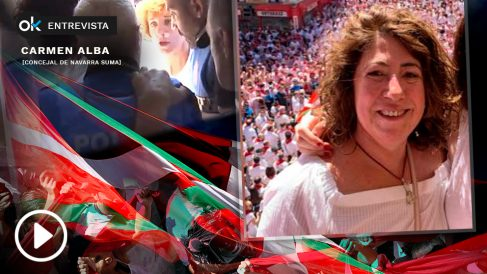 Carmen Alba, concejal de Navarra Suma