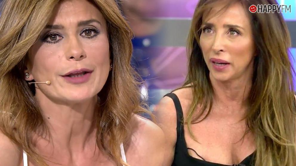 Gema Lopez y María Patiño hablan de las palabras de Chelo