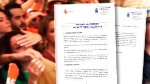 Informe policial 'fake' El País