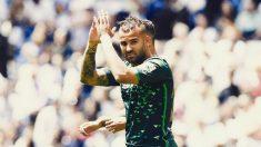 Jesé Rodríguez pide perdón tras marcar un gol al Real Madrid (@JeseRodriguez10)
