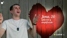 Jona en 'First Dates'
