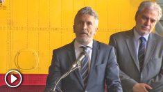 El ministro del Interior en funciones, Fernando Grande-Marlaska. (Foto: Europa Press)