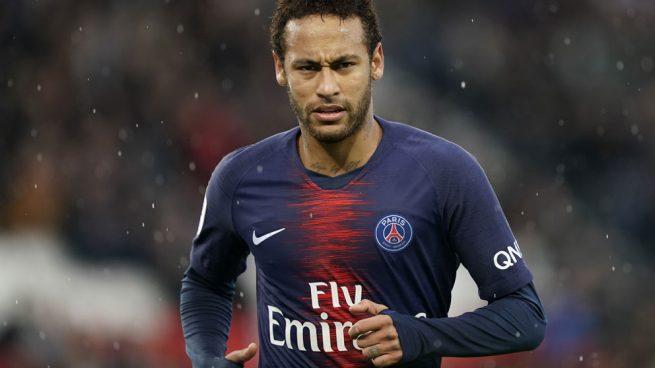 El PSG rechaza la oferta del Barcelona por Neymar