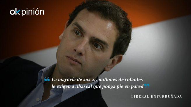 Rivera es responsable de lo que ocurra en Murcia y Madrid