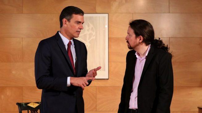 Sánchez enfría la oferta de Iglesias: el presidente será el que decida quién entra en su Gobierno