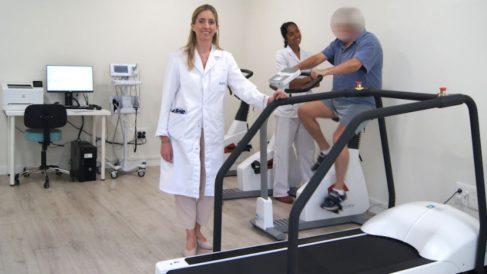El Hospital Ruber Internacional Paseo de la Habana pone en marcha la Unidad de Rehabilitación Cardiaca (Foto: Quirónsalud)