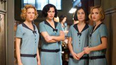 «Las chicas del cable» es una de las series de mujeres de más éxito en Netflix