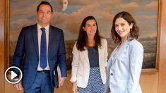 Fracasa la primera reunión entre Ciudadanos, Vox y PP. (Foto: PP)