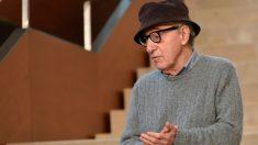 El director de cine Woody Allen durante la presentación de su próxima película en San Sebastián, ciudad donde se desarrolla la trama y donde se encuentra en pleno rodaje. Foto: EP