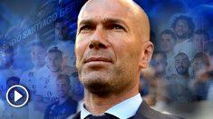 Zidane se lleva a 29 jugadores a Estados Unidos.