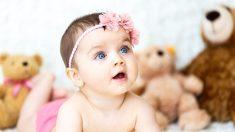 Aprende cómo hacer una diadema elástica para bebés