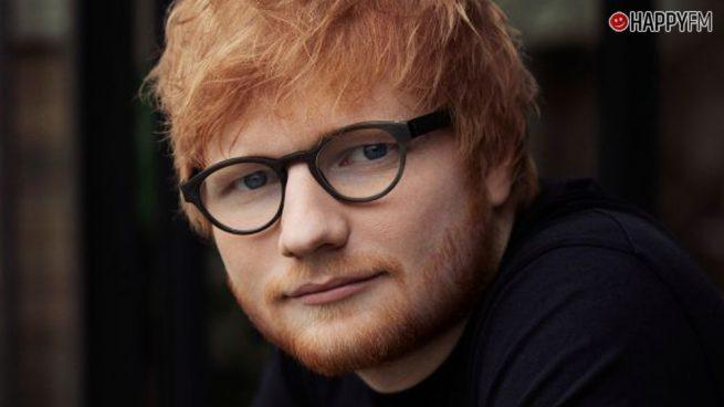 Ed Sheeran grabó su último videoclip en este aeropuerto español