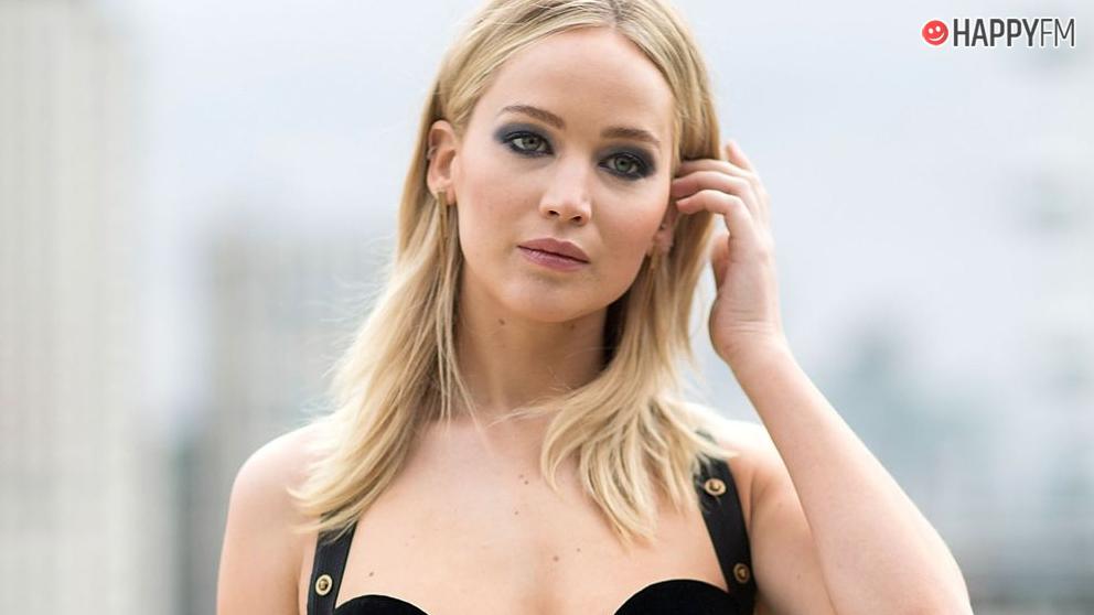 Jennifer Lawrence se muestra al natural