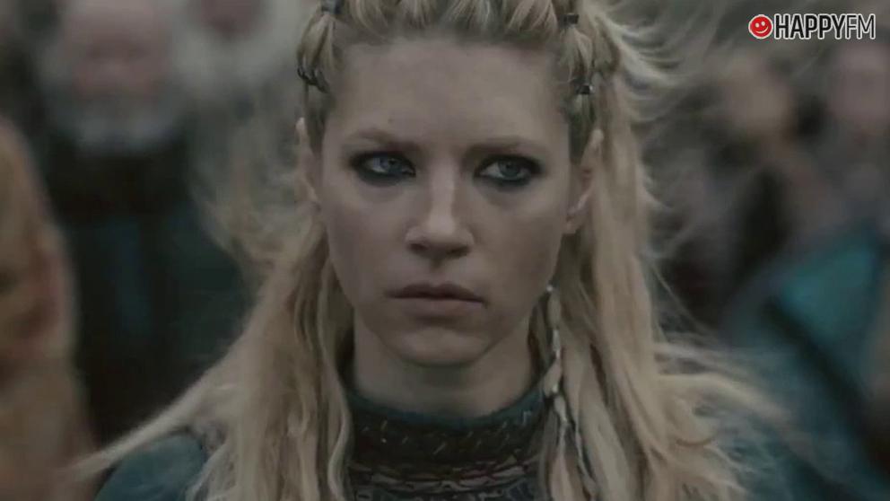 'Vikings': ¿Qué pasará con Lagertha? Esta imagen nos