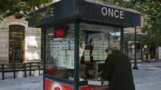 Kiosco de la ONCE