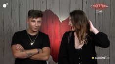 Silver y Ana han pasado del amor al odio en un segundo en 'First Dates'