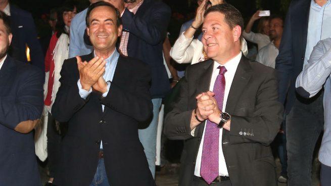 Emiliano García-Page y José bono