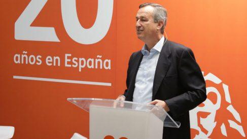 César González Bueno, CEO de ING en España