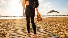Aprende como usar los leggings en verano