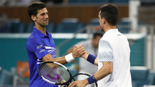 Novak Djokovic – Roberto Bautista: hora y dónde ver el partido de hoy | Semifinal de Wimbledon 2019