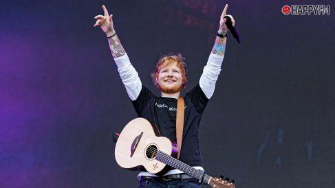Ed Sheeran vuelve a hacer historia en Spotify