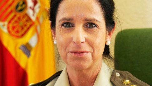 Patricia Ortega, primera mujer general en el Ejército español.