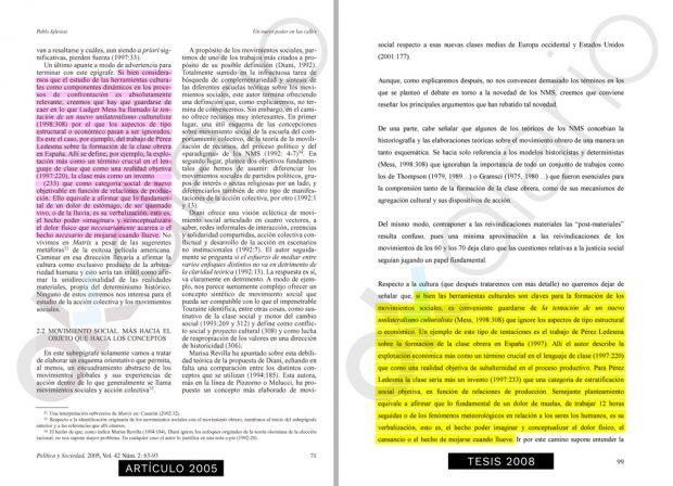 Iglesias fusiló y parafraseó en su tesis 'inédita' casi 800 párrafos de 16 artículos suyos
