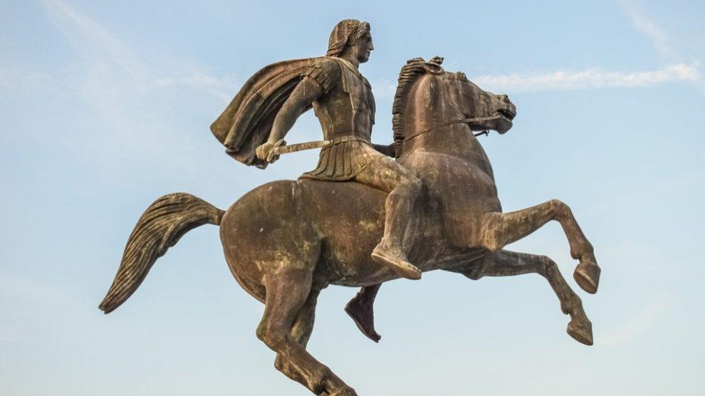 Lee las grandes frases de Alejandro Magno