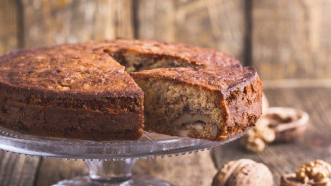 Receta de pan de nueces y chocolate