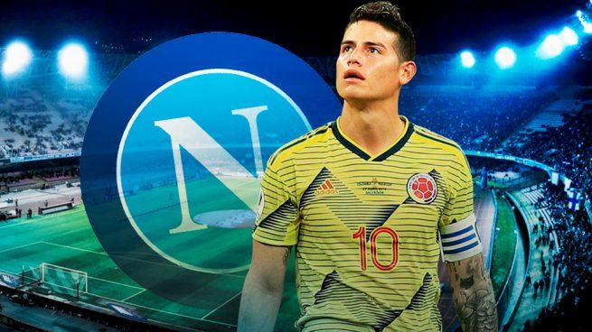 El Madrid no tiene prisa por vender a James