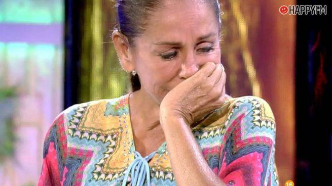 Isabel Pantoja descubre que sus hijos no se hablan y esta es su reacción