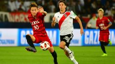 El Barça ha fichado a Abe para responder al Madrid por la compra de Kubo. (AFP)
