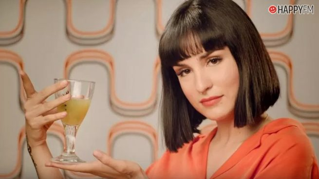 Natalia Lacunza sorprende con la publicación del vídeo de 'Tarántula'