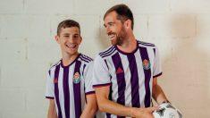 Nueva camiseta Adidas del Valladolid (Real Valladolid)