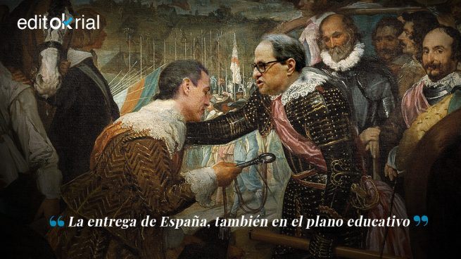 La rendición de Breda en versión Sánchez