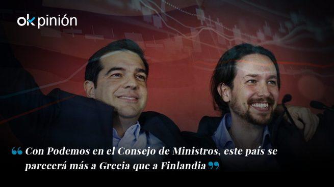 Sánchez y el fantasma de Syriza