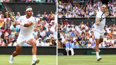 Sigue en directo la semifinal de Wimbledon entre Rafa Nadal y Roger Federer