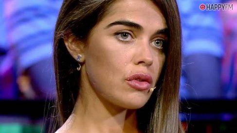 Violeta, entre lágrimas por culpa de Jorge Javier Vázquez