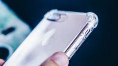 Pasos y remedios para limpiar una funda de móvil transparente