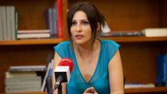 Lorena Roldán, portavoz de C's en el Parlament.